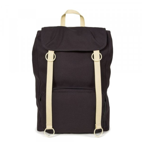 EASTPAK SOMA RS TOPLOAD LOOP ANTHRACITE YELLOW