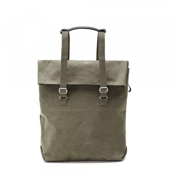 QWSTION BAG DAY TOTE OLIVE