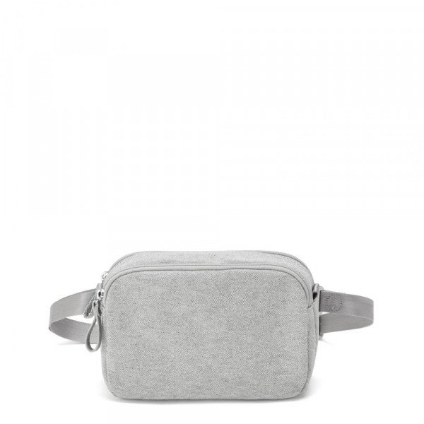 QWSTION SOMA HIP BAG ORGANIC CLIFF
