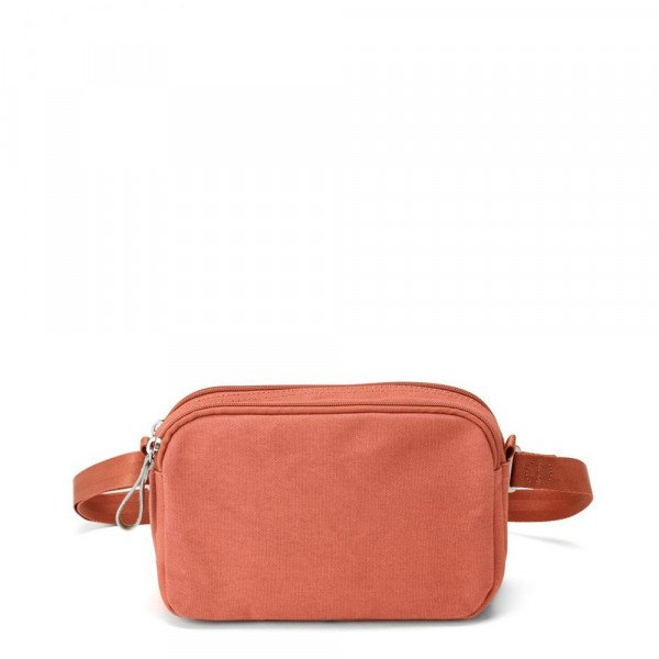 QWSTION SOMA HIP BAG ORGANIC BRICK