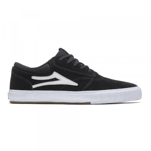 LAKAI SHOES GRIFFIN BLACK SUEDE F19