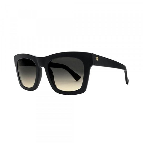 ELECTRIC SUNGLASSES CRASHER MATTE BLACK/BLACK GRADIENT