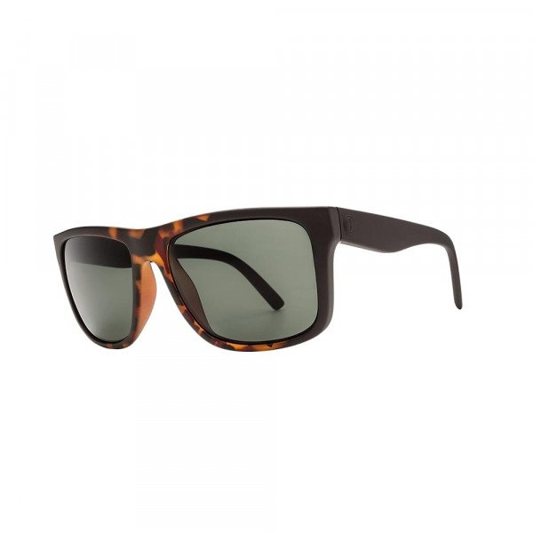 ELECTRIC SUNGLASSES SWINGARM XL TORTOISE BURST/GREY