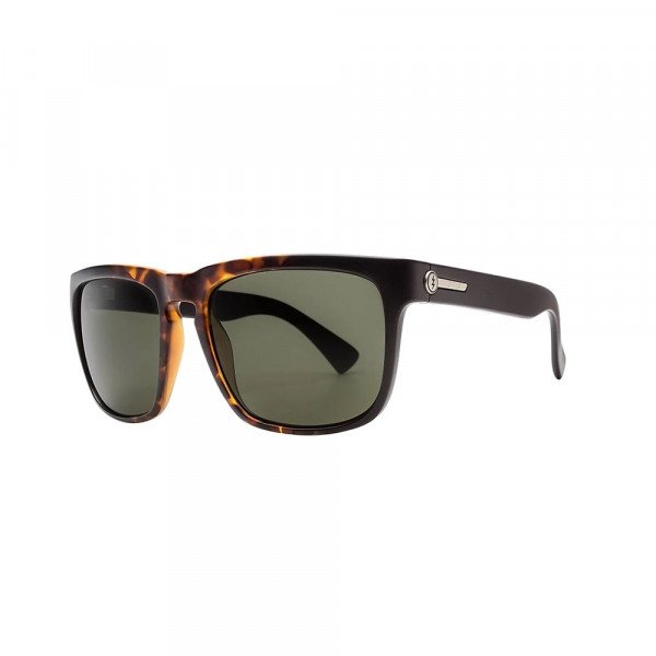 ELECTRIC SUNGLASSES KNOXVILLE XL TOB TORTOISE BURST/POLAR GREY
