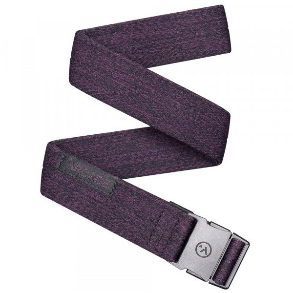 ARCADE BELT RANGER SLIM HEATHER WINE F19