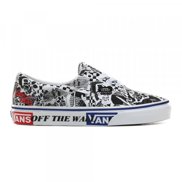 VANS APAVI ERA (LADY VANS) WHITE TRUE WHITE F19
