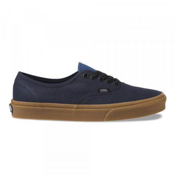 VANS SHOES AUTHENTIC (GUM) NIGHT SKY TRUE NAVY F19