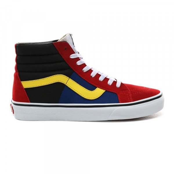 VANS SHOES SK8-HI REISSUE (OTW RALLY) CHILLI PEPPER TRUE WHITE F19
