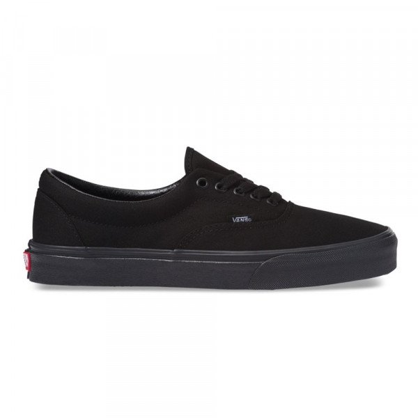 VANS SHOES ERA BLACK BLACK F19