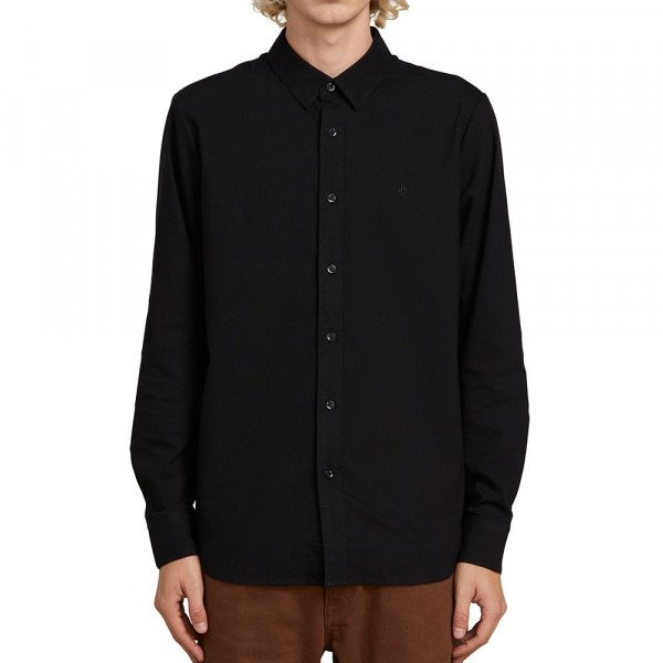 VOLCOM KREKLS OXFORD STRETCH L/S NBK F19