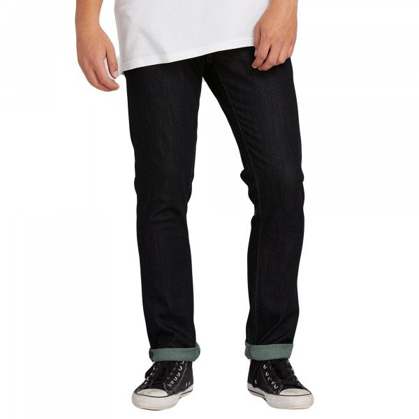 VOLCOM PANTS VORTA DENIM RNS F19