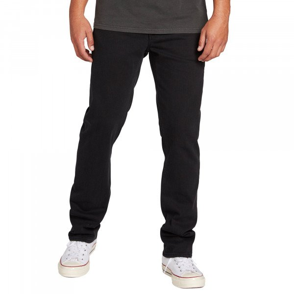 VOLCOM DŽINSI SOLVER DENIM INK F19