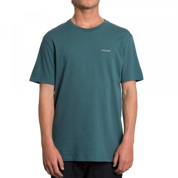 VOLCOM T-SHIRT CRASS BLANKS LTW SS MED F19