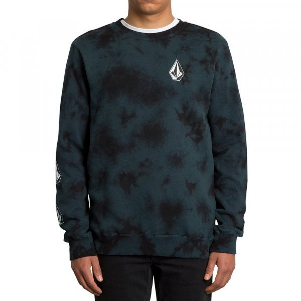 VOLCOM HOOD DEADLY STONE CREW EVR F19