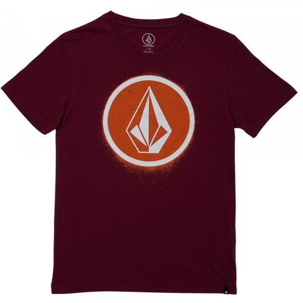 VOLCOM T-SHIRT SPRAY STONE LTW SS KIDS CAB F19