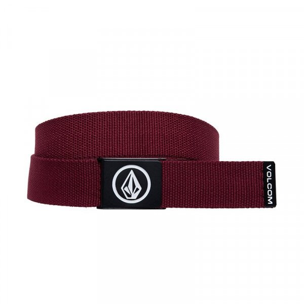 VOLCOM BELT CIRCLE WEB CAB F19