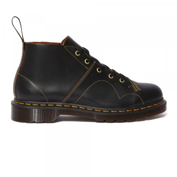 DR.MARTENS APAVI CHURCH BLACK