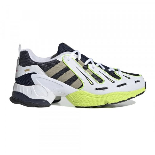 ADIDAS APAVI EQT GAZELLE COLLEGIATE NAVY RAW GOLD YELLOW F19