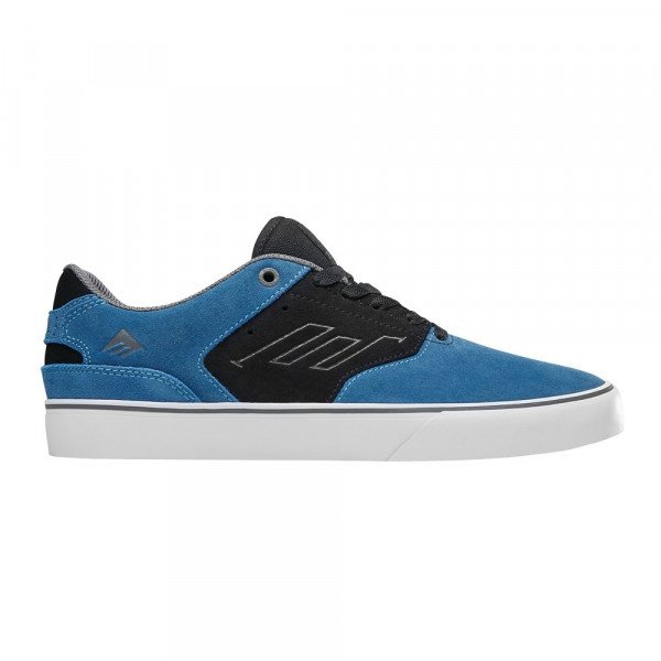EMERICA APAVI REYNOLDS LOW VULC BLUE BLACK WHITE F19