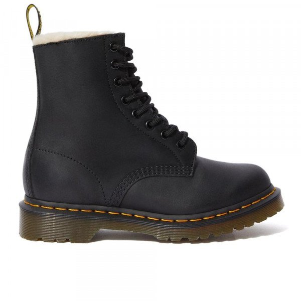 DR.MARTENS SHOES SERENA B WYOM BLACK