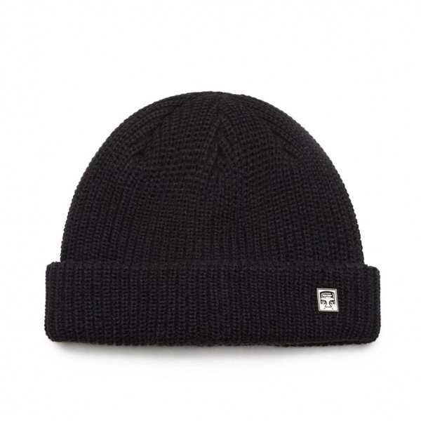OBEY CEPURE MICRO BEANIE BLK F19