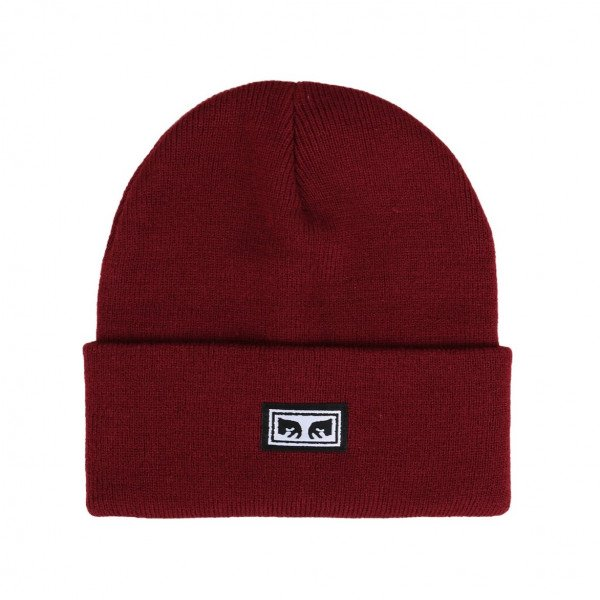 OBEY CEPURE ICON EYES BEANIE FID F19