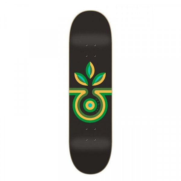 HABITAT KLĀJS STRIPED BLOOM MD 8.25 DECK