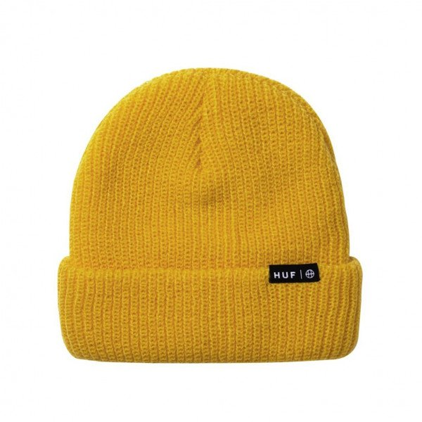 HUF CEPURES USUAL BEANIE SAUTERNE F19