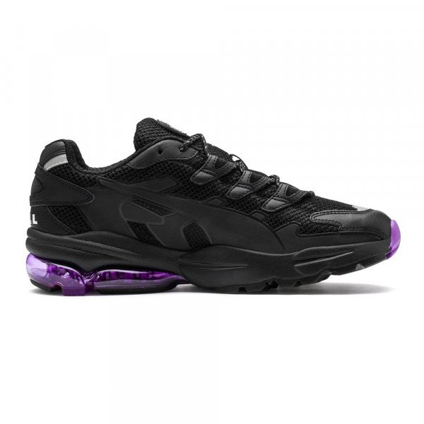 PUMA APAVI CELL ALIEN KOTTO PUMA BLACK PURPLE F19