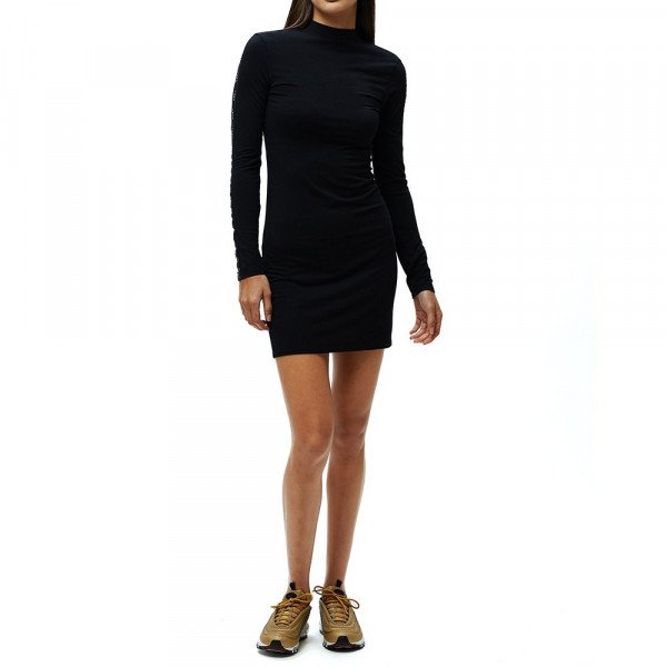 OBEY KLEITA UPTOWN DRESS BLK F19
