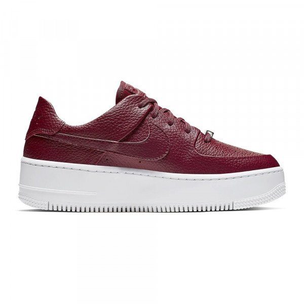 NIKE APAVI AF1 SAGE LOW W TEAM RED NOBLE RED F19