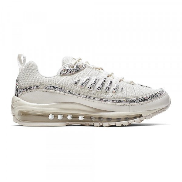 NIKE APAVI AIR MAX 98 LX W PHANTOM BLACK F19