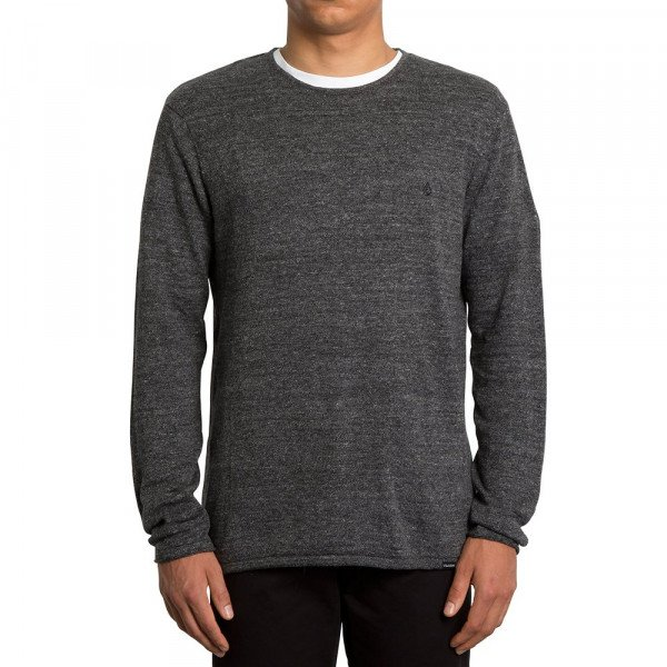 VOLCOM SWATER UPERSTAND SWEATER HGR F19