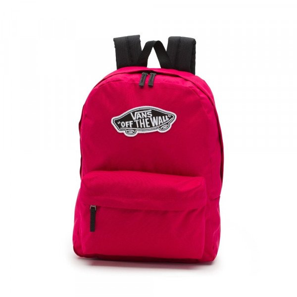 VANS BAG REALM BACKPACK CERISE F19