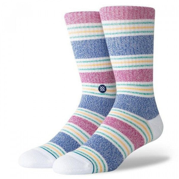 STANCE ZEĶES BLUE FOUNDATION LESLEE WHITE