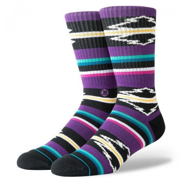 STANCE ZEĶES BLUE FOUNDATION ODESSA PURPLE