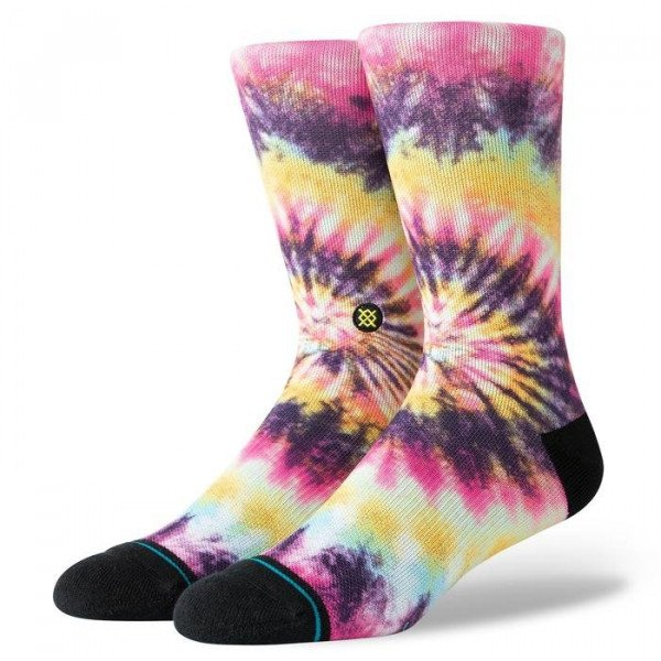 STANCE SOCKS SURFSKATE SATURN RAINBOW MULTI