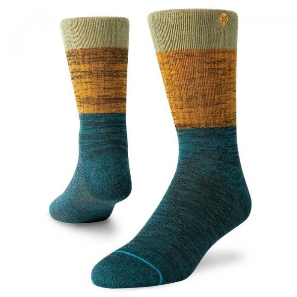 STANCE ZEĶES ADVENTURE PERRINE OUTDOOR GREEN