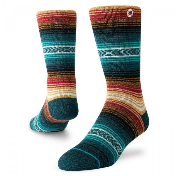 STANCE SOCKS ADVENTURE DEVIL'S PEAK OUTDOOR RED