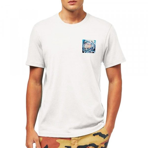 STANCE T-SHIRT APOLLO T WHITE F19