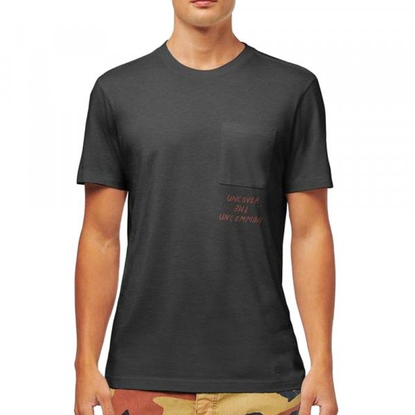STANCE T-SHIRT BLOODLINE BLACKFADE F19