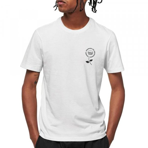 STANCE T-SHIRT BLOOMIN WHITE F19