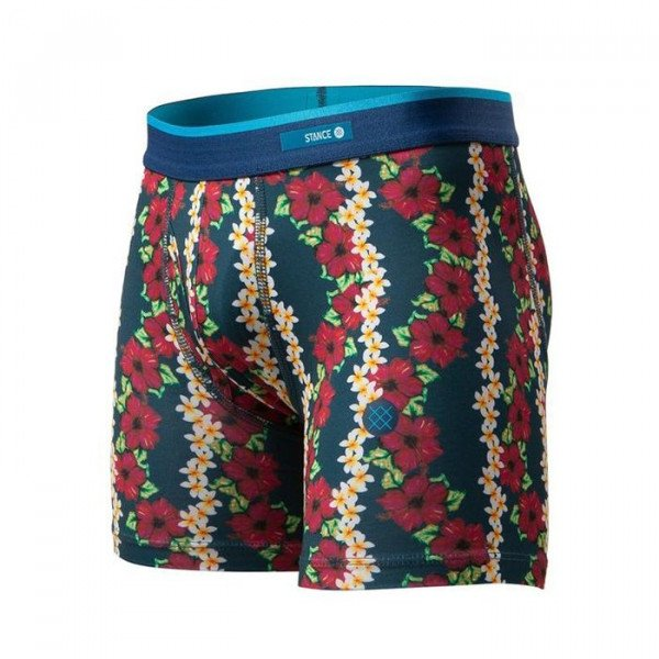 STANCE UNDERWEAR BARRIER REEF WH GREEN