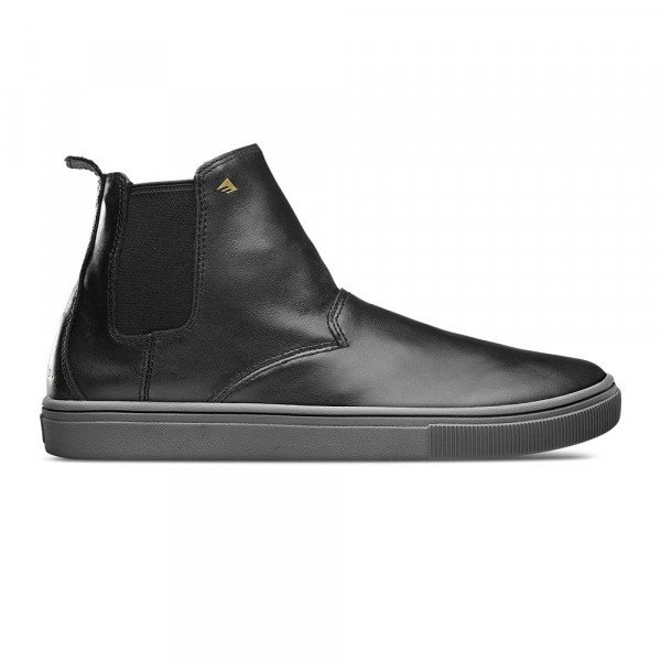 EMERICA SHOES ROMERO RESERVE BLACK RAW F19
