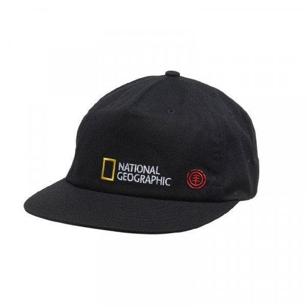 ELEMENT HAT UNITY HAT FLINT BLACK F19