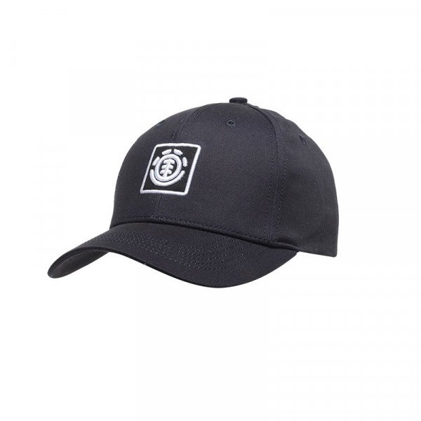 ELEMENT CEPURE TREELOGO BOY CAP ECLIPSE NAVY F19
