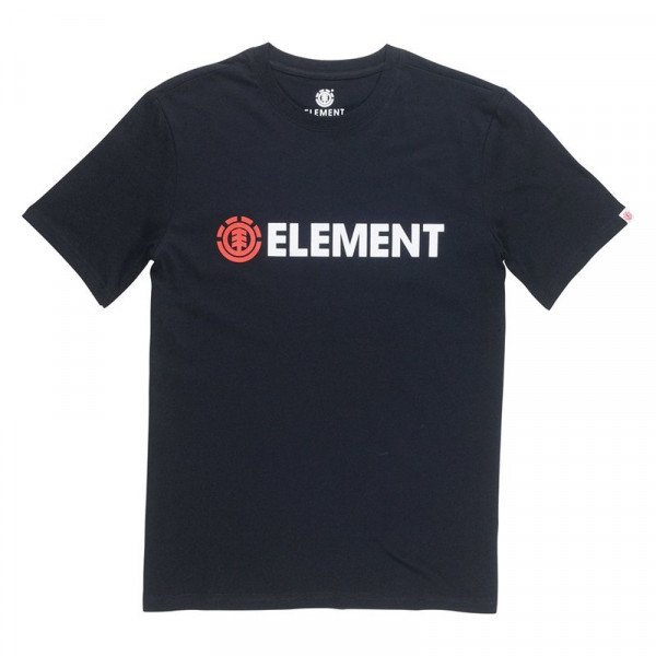 ELEMENT T-SHIRT BLAZIN SS BOY FLINT BLACK F19