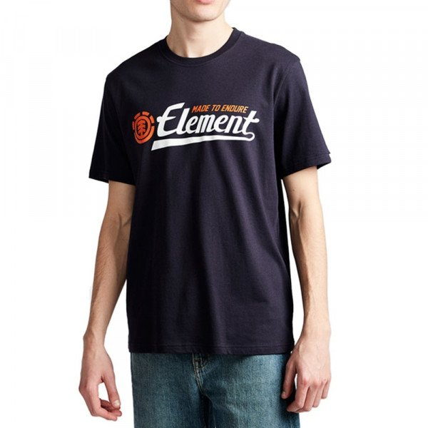 ELEMENT T-SHIRT SIGNATURE SS ECLIPSE NAVY F19