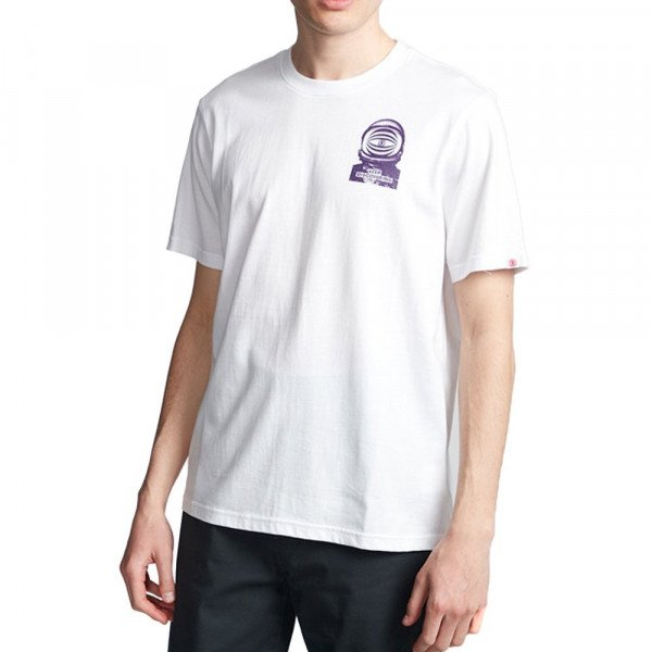 ELEMENT T-SHIRT SHADOW SS OPTIC WHITE F19