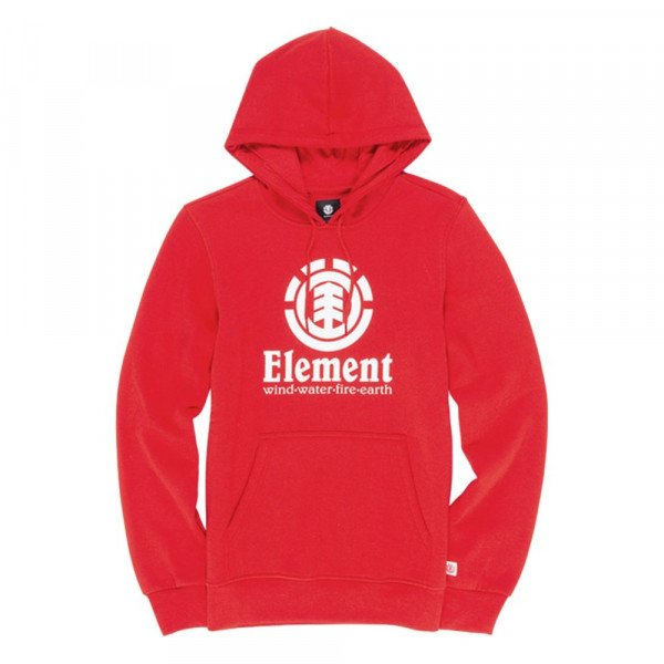 ELEMENT HOOD VERTICAL HOOD FIRE RED F19
